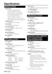 kenwood ddx dvd instruction manual