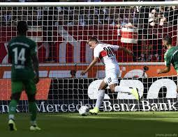 August gegen aufsteiger spvgg greuther fürth in die neue saison der. Furth Verpasst Uberraschung Beim 0 2 Gegen Vfb Fussball