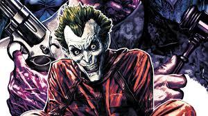 the joker ic cover wallpaper