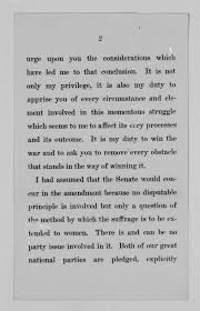 image 5 of woodrow wilson papers series 7 sches writings and academic material 1873 1923 subseries b messages to congress 1913 1921 1918 sept
