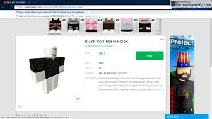 How To Get Free Pants On Roblox How To Get Free Shirts Or Pants In Roblox 2017 Working Youtube