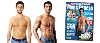 in just 12 weeks i lost 8kg of fat added 10kg of muscle and ended up on the front cover of men s fitness magazine i don t for one second believe that