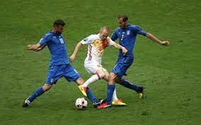 """موعد مباراة إسبانيا وإيطاليا في نصف نهائي """"يورو 2020"""""""