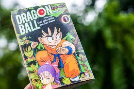 Dragon Ball bản full color chính thức ra mắt: Ấn phẩm truyện tranh màu  'nóng' hơn cả mùa hè tháng 6