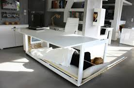 office naps. This Desk That Converts Into A Bed Takes Napping Up Notch Office Naps