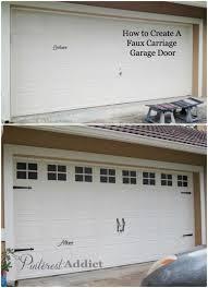 carriage garage doors diy. Modren Diy How To Create A Faux Carriage Garage Door  DIY Hangout Doors Diy R