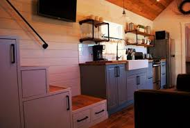 Small Picture Modern Farmhouse Tiny Home on Wheels