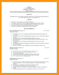 Surgical Technician Resume Template Unique Veterinary Technician