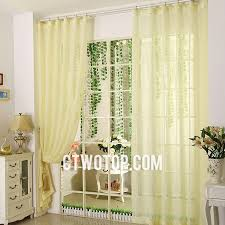 amazing yellow sheer curtains and yellow sheer curtains