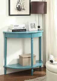 cheap foyer tables. Amazon.com: Convenience Concepts French Country Entryway Table, Blue: Kitchen \u0026 Dining Cheap Foyer Tables