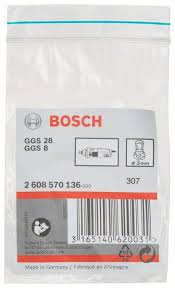 Купить <b>Цанга</b> зажимная <b>BOSCH</b> 2608570136 3 мм, без гайки, для ...