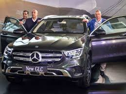 Mercedes benz c class on road price in india 2019 2020. Mercedes Benz Glc Suv Facelift Launched In India Prices Start At Rs 52 75 Lakh Mercedes Benz Glc Launched The Economic Times