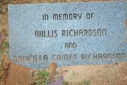 Drucilla Edney Gaines Richardson (1815-1907) - Find A Grave Memorial