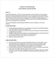 Design Proposal Sample Design Proposal Template Template Business