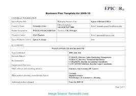 Business Proposal Template Word Free Unique Business Plan Template Free Download Business Plan Template Word