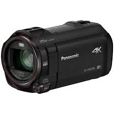 <b>Panasonic HC</b>-VX870EB-<b>K 4K</b> Camcorder with Leica Dicomar Lens ...