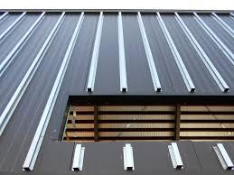 Steel Framed Houses Sylvancladding Rainscreen Panel Subframing Ecosteel Prefab