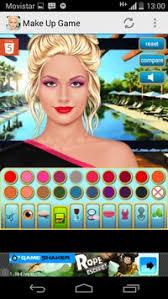 make up game apk screenshot