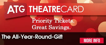 with an atg theatre gift voucher this treat can be used in any of atg s 34 theatres across the uk including 9 in the west end of london