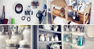 11 Brilliant DIY Bathroom Organization Ideas Homelovr