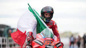 MotoGP: Franceso Bagnaia gewinnt GP von San Marino - Quartararo wird  Zweiter - Eurosport