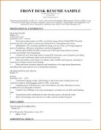 Hospitality Resume Sample Custom Hotel Front Desk Resume Here Are Hotel Front Desk Resume Front Desk