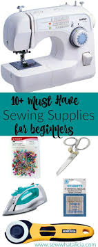 10+ Must Have Beginner Sewing Supplies | Sewing projects, Sewing ... & 10+ Must Have Beginner Sewing Supplies Adamdwight.com