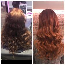 Before And After Hair Tipshair Coloringhair