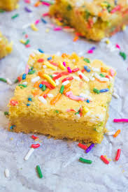 20 Birthday Cake Flavored Desserts Big Bear s Wife
