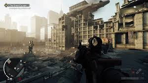 homefront the revolution map size homefront the revolution review a mess of a game with grandiose