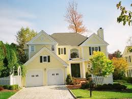 white front door yellow house. Yellow Exterior House Colors Amazing With Image Of White Front Door T