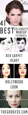 best celebrity makeup tutorials step by step you videos tips and beauty secrets from