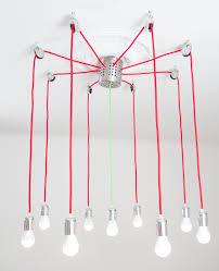 diy cable lighting. Minimaler LED Luster · Diy LedLed ChandelierChandeliersLamp Cable Lighting