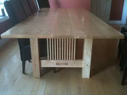 dining room table plans finewoodworking