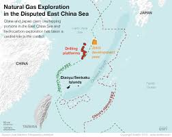 In The East China Sea China Crosses A Line