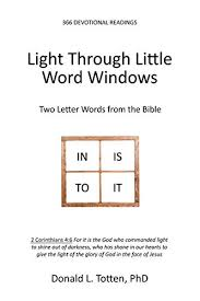 light through little word windows
