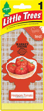 "<b>Little</b> Trees U1P10331RUSS <b>Ароматизатор Ёлочка</b> ""Спелый томат"""
