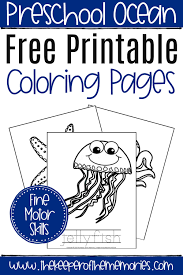 Portrait and landscape a4 page borders. Free Printable Under The Sea Coloring Pages The Keeper Of The Memories