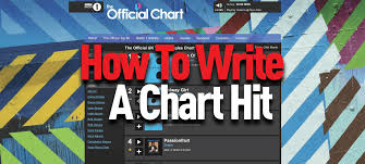 Music Hit Chart Everything You Need To Know To Write A Chart Hit