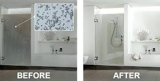 diy shower door x cleaner how to clean glass doors frameless installation
