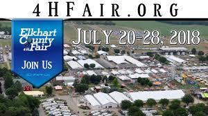 The Elkhart County 4 H Fairgrounds In Goshen Indiana