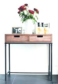 narrow console table for hallway long thin console table thin wall table thin glass console table narrow console table for hallway