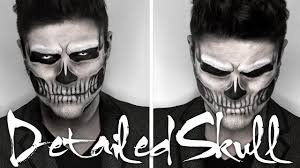 lady a skull makeup tutorial alex faction