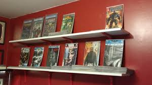 comic book display.  Comic My Comic Book Collectiondisplay And Comic Book Display C