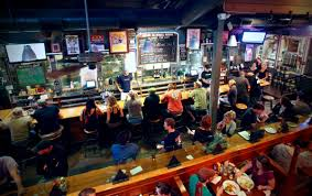 third street aleworks is popular on tuesday nights due to their specials in downtown santa rosa