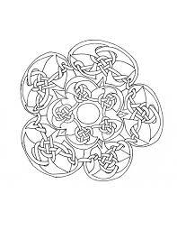 Free Celtic Mandala Coloring Pages Elegant Easy Mandala Coloring
