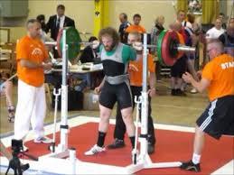 Squat Ivan Lynch 190kgs WDFPF Worlds 2012 - YouTube