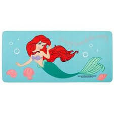 Lovely Disney Little Mermaid Ariel Tub Mat