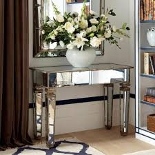 Versailles Mirrored Console Table Small OKA