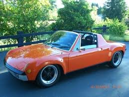 hemmings of the day 1970 porsche 914 6 hemmings daily